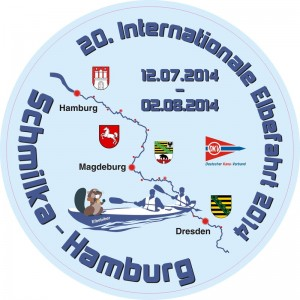 Logo 20. Elbefahrt